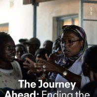 """Couverture du livre """"The Journey Ahead"""""""