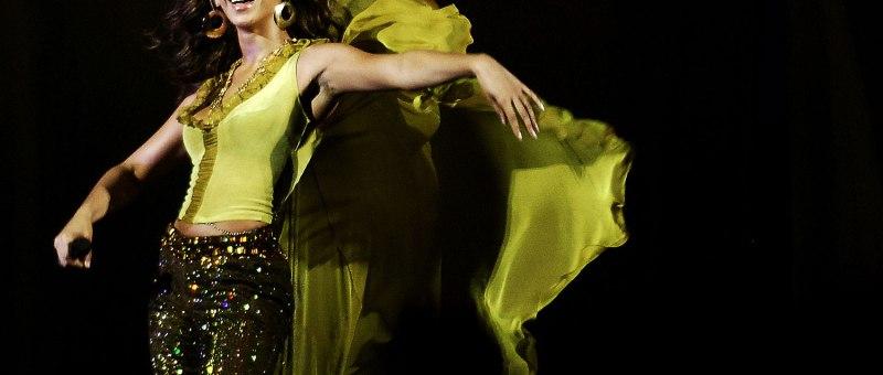 Beyonce et Destiny's Child en concert à Bercy
