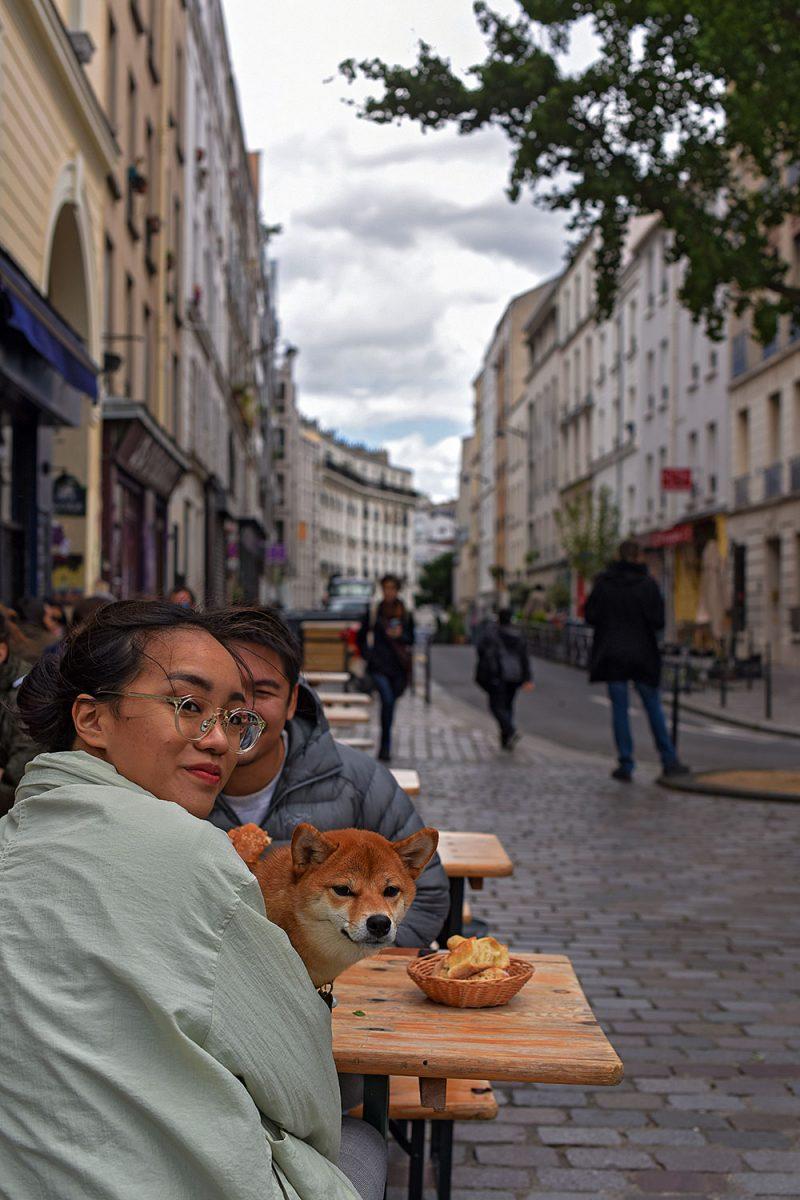 Paris XXème Arrondissement 77ème Quartier