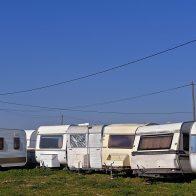 Gardiennage de caravanes à La Vitarelle