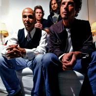 Portrait du groupe Audioslave