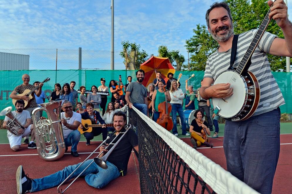 L'Orchestre de la Tible -Béziers