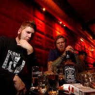 Bill Kelliher & Brent Hinds du groupe Mastodon