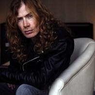 Photographe Portraits de Musiciens Dave Mustaine