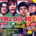 Fall Out Boy en couverture du magazine Rocksound