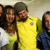 Max Cavalera and family at home Phoenix