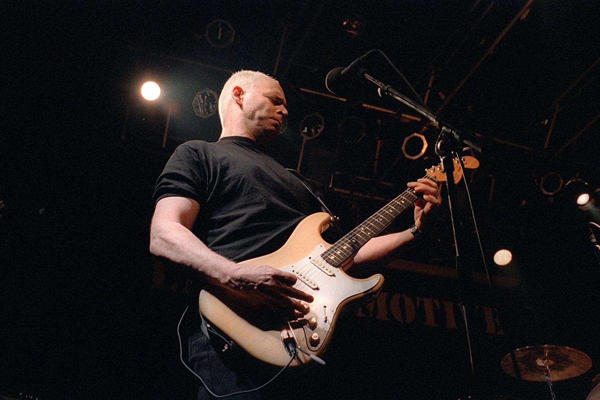 Wayne Kramer en Concert