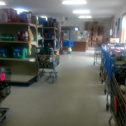 Brookside Surplus interior 3
