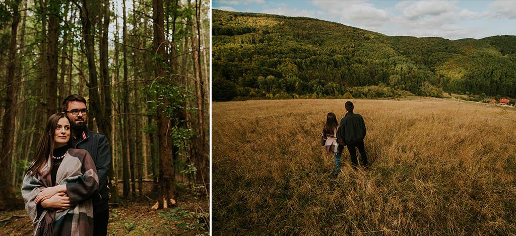 Miskolcról gyönyörű erdők és tisztások érhetők el