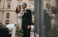 Budapesti esküvői street fotózás