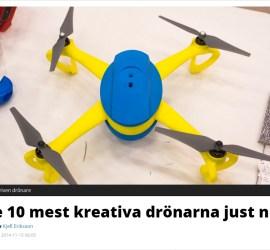 Creative Drones