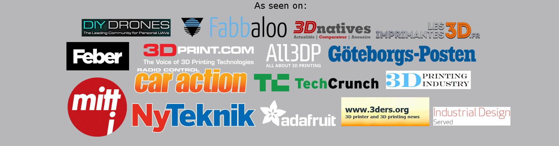 Daniel Norée - OpenRC - 3D Printing - Design Wiz
