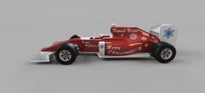 OpenR/C Formula 1 Christmas