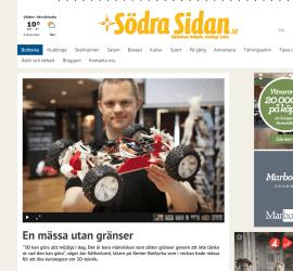 3D-Mässan - Daniel Norée