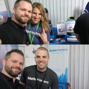 MatterHackers crew