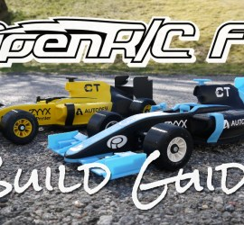 OpenRC Build Guide