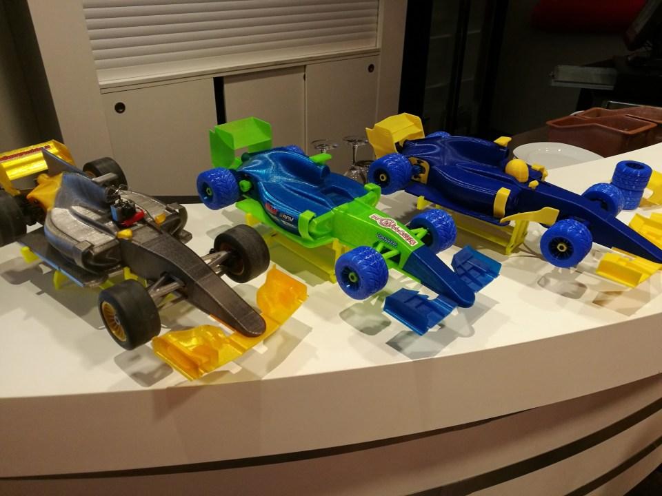 OpenRC F1 Cars
