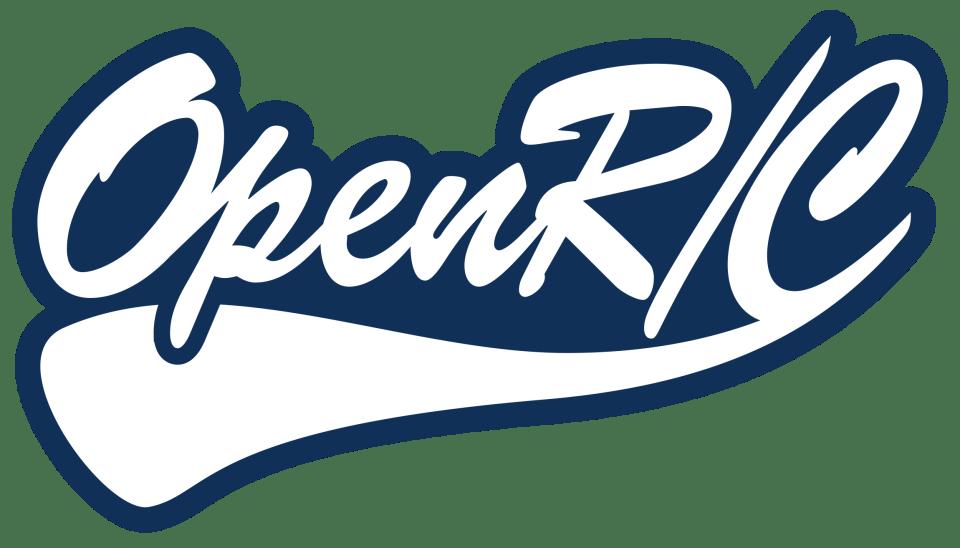 OpenRC Baseball Logo