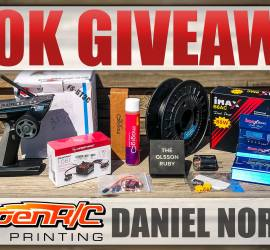 OpenRC F1 100k giveaway