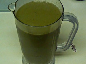 Make a Weight Loss Smoothie