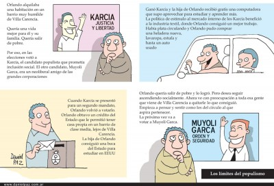 """""""populismo"""" por Daniel Paz"""