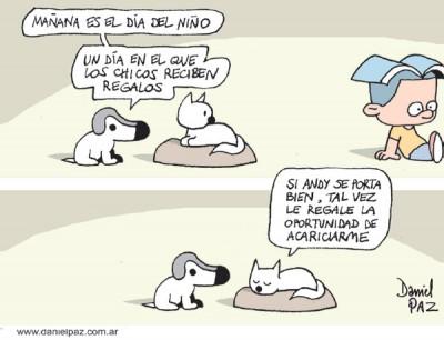"""""""dia-del-niño"""" por Daniel Paz"""