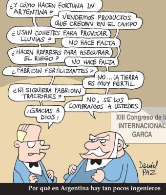 """""""ingenieros"""" por Daniel Paz"""