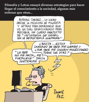"""lo-que-no-me-mata"" por Daniel Paz"
