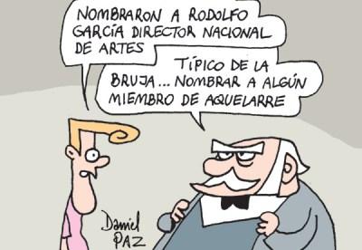 """rodolfo garcia"" por Daniel Paz"