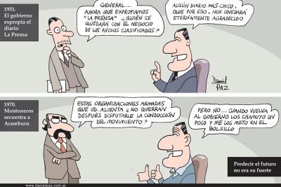 """""""peron_peron"""" por Daniel Paz"""