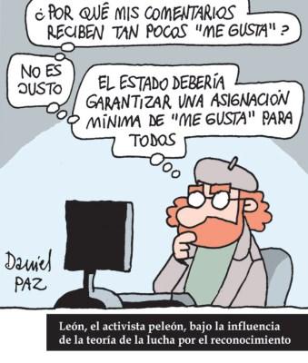 """""""teoria-del-reconocimiento"""" por Daniel Paz"""