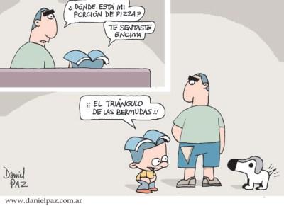 """""""mi-pizza"""" por Daniel Paz"""