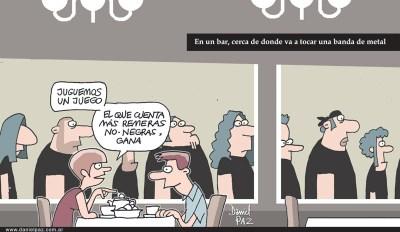 """""""remeras-negras"""" por Daniel Paz"""