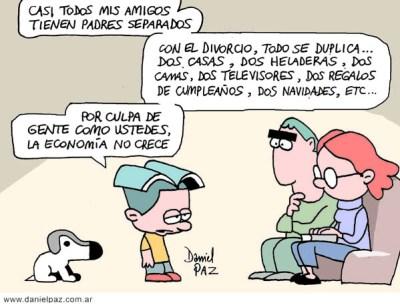 """""""divorcio"""" por Daniel Paz"""