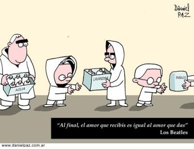 """""""amor"""" por Daniel Paz"""