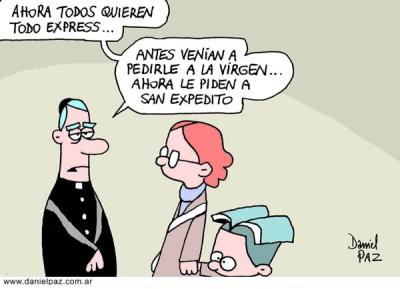 """""""express"""" por Daniel Paz"""