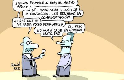 """concordia"" por Daniel Paz"