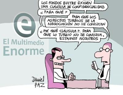 """""""confidencialidad"""" por Daniel Paz"""