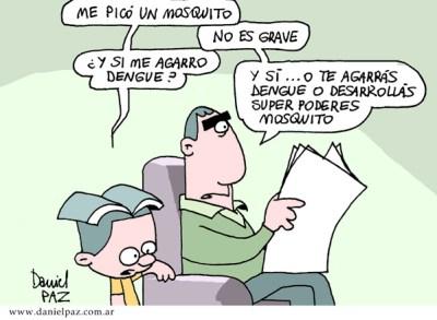 """""""Dengue_1"""" por Daniel Paz"""