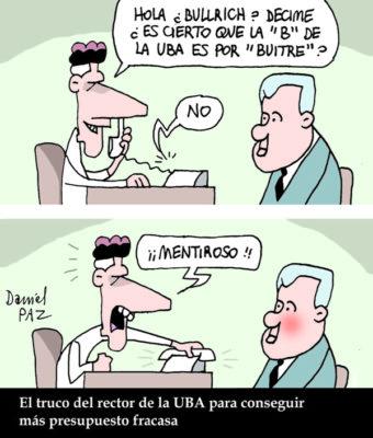 """""""uba"""" por Daniel Paz"""