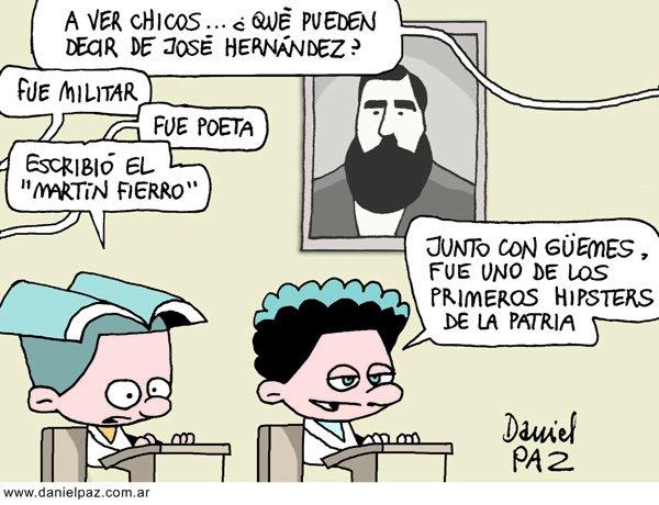 """""""dia-de-la-tradicion"""" por Daniel Paz"""