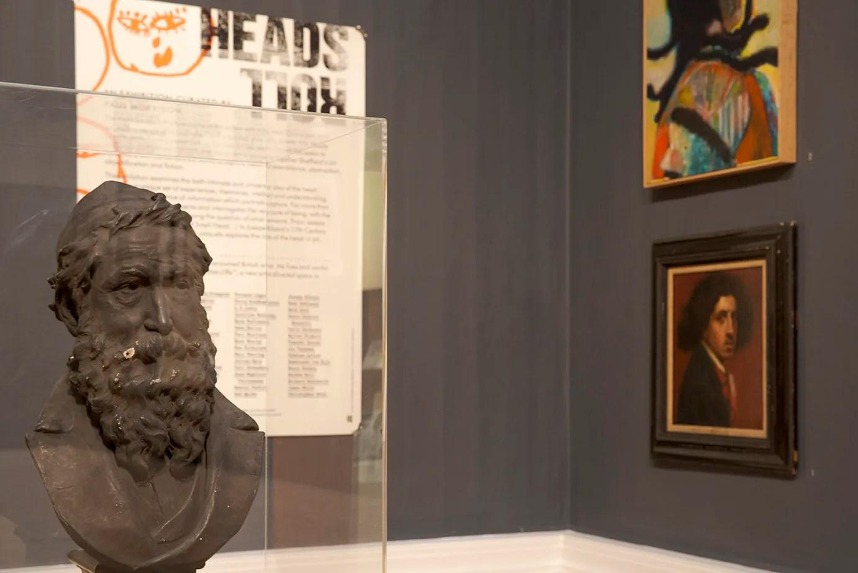 Heads Roll - Graves Gallery - Sheffield