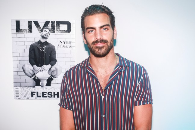 at arrivals for Nyle DiMarco Livid Magazine Party, Punto Space, New York, NY June 30, 2018. Photo By: Achim Harding/Everett Collection