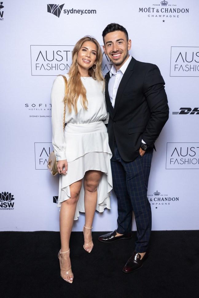 Amy and Jonathon Castano