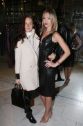 Tatiana Pinhasi, Olga Smirnova== Jitrois Hosts Exclusive Cocktail Party with Jean-Claude Jitrois Celebrating Retrospective by Kerry James Marshall for The Met Breur== Jitrois Boutique, NYC== October 25, 2016== ©Patrick McMullan== Photo - Krista Kennell/PMC== ==