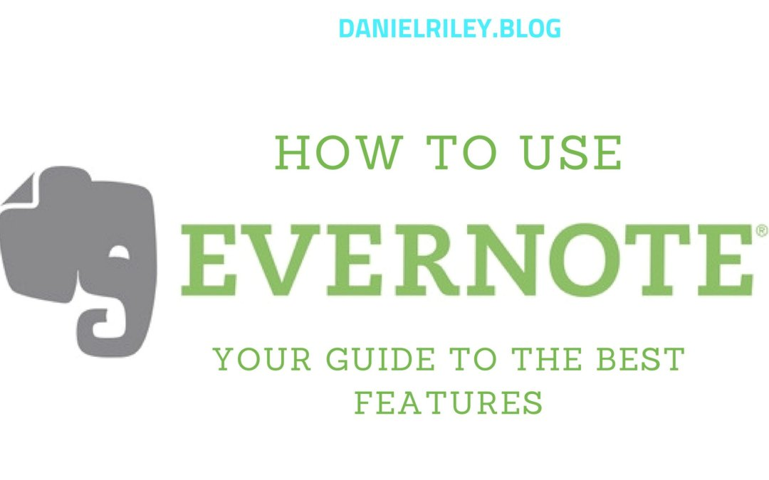 Evernote Guide Graphic
