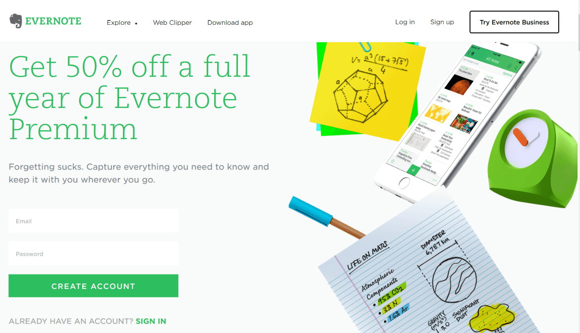 How To Use Evernote – Organisation and Productivity