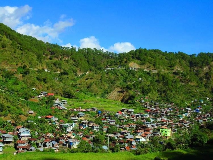 Talubin in Bontoc.