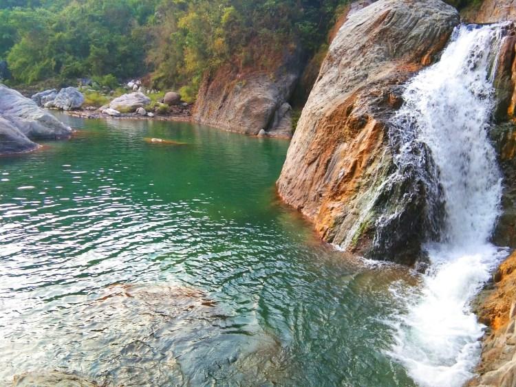 Bayokbok Falls of Tuel, Tublay