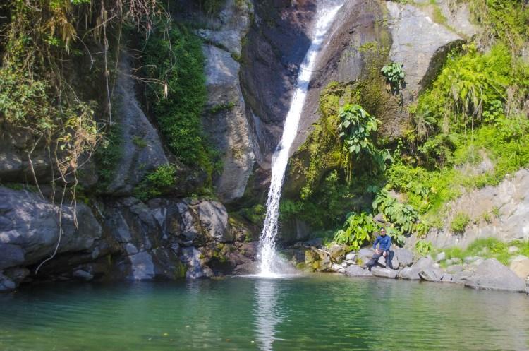 Payogpog Falls of Shilan, La Trinidad.